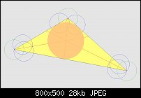 Click image for larger version.  Name:Challenge - Incircle of a Triangle.jpg Views:31 Size:28.3 KB ID:126400