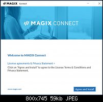Click image for larger version.  Name:Magix Connect Agree and Install.jpg Views:94 Size:59.3 KB ID:122684