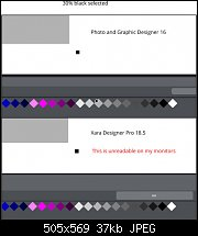 Click image for larger version.  Name:30per black selected - icon unreadable in xdp18.jpg Views:41 Size:36.6 KB ID:130683