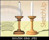 Click image for larger version.  Name:candlestick-sketchup.jpg Views:78 Size:69.3 KB ID:121323