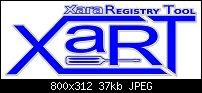 Click image for larger version.  Name:XaRT Logo.jpg Views:296 Size:37.3 KB ID:96051