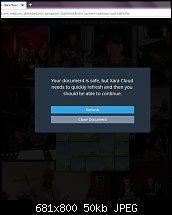 Click image for larger version.  Name:ss xara cloud refresh.jpg Views:43 Size:49.6 KB ID:123136