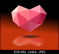 Click image for larger version.  Name:low poly heart.jpg Views:14 Size:144.0 KB ID:126212