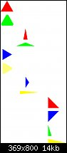 Click image for larger version.  Name:A posy of triangles.jpg Views:34 Size:14.2 KB ID:126371