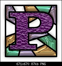 Click image for larger version.  Name:stained glass P.jpg Views:321 Size:86.5 KB ID:105484
