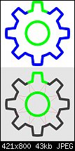 Click image for larger version.  Name:8-Cogged Gear Construction.jpg Views:79 Size:43.5 KB ID:124813