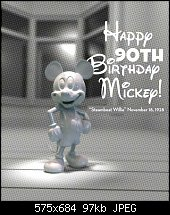 Click image for larger version.  Name:Mickey's 90th.jpg Views:41 Size:96.7 KB ID:122927