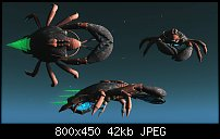 Click image for larger version.  Name:robber-crab-ship.jpg Views:18 Size:42.1 KB ID:130135
